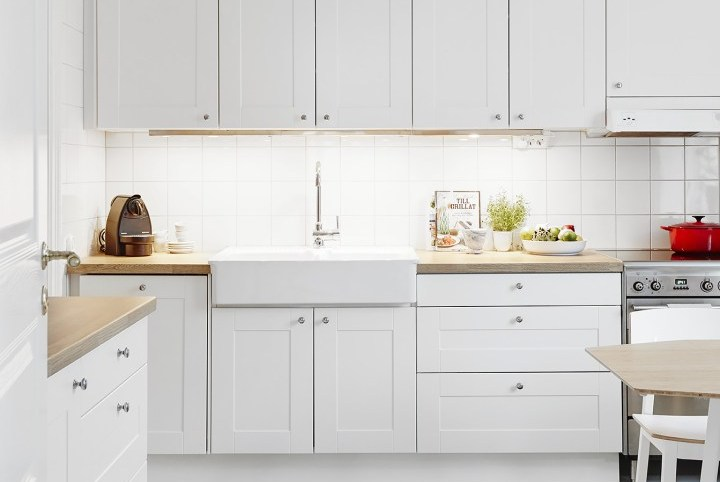 Tendencia cocinas amida reformes for Cocinas blancas 2016